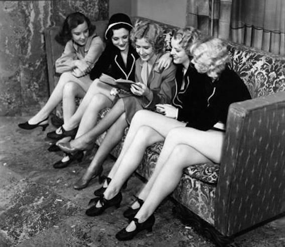 Le donne incontrano hesse