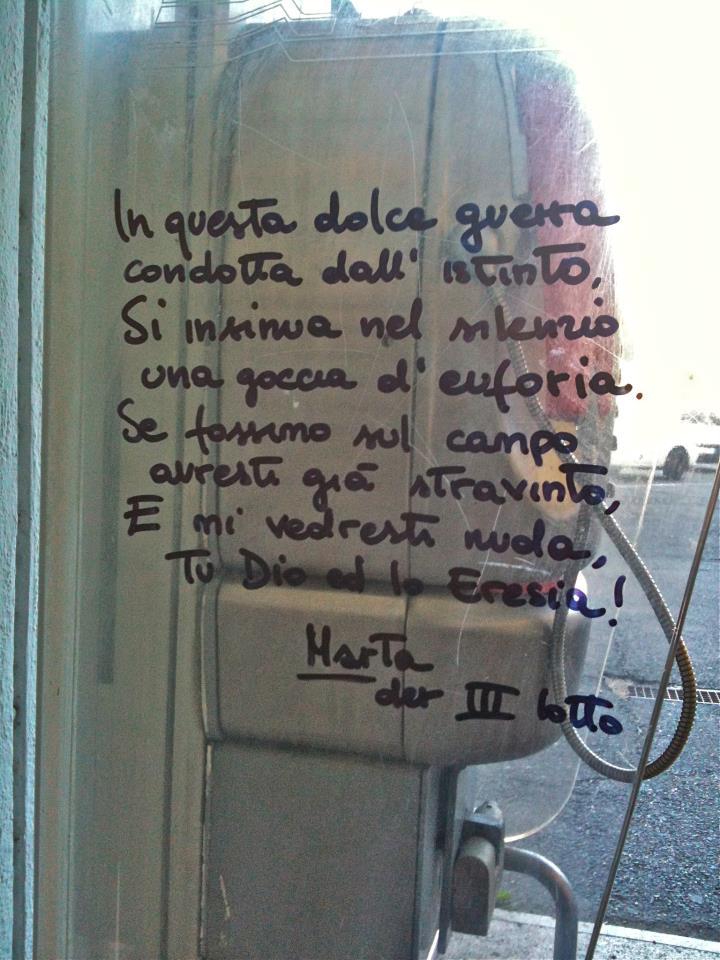 Marta Der Terzo Lotto - presso Stazione Villa Bonelli