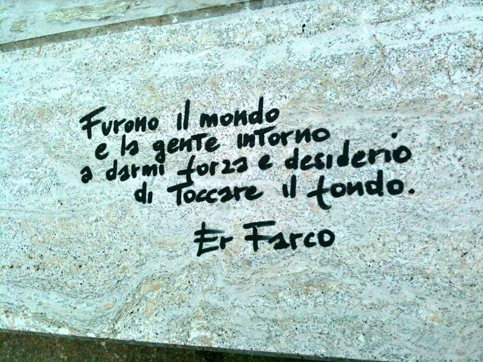 Er Farco - presso San Pantaleo.