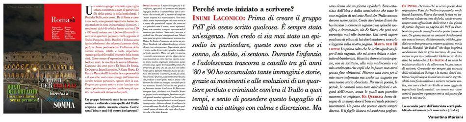 Intervista a RomaSì