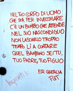street poetry #81