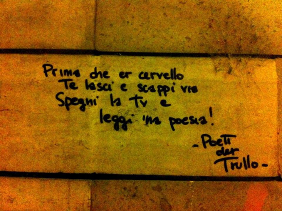 Street Poetry #01